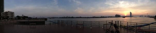 pano แม่น้ำเจ้าพระยา